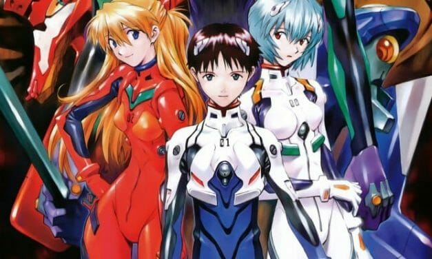 AniWeekly 105: An Eva-Sized Problem