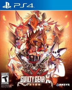 Guilty Gear Xrd Sign Cover - 20141221
