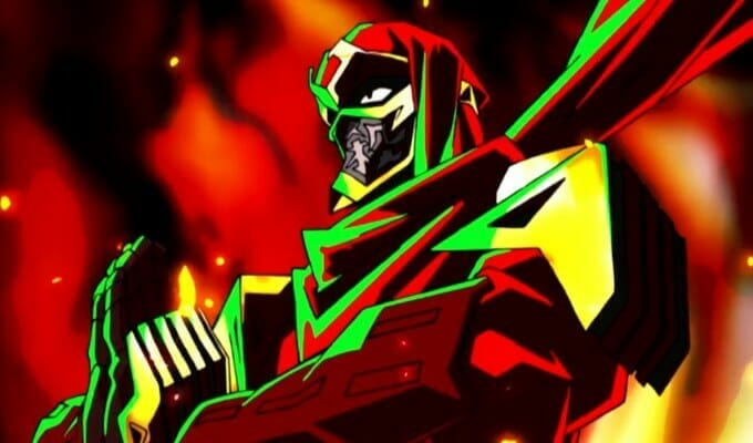 Ninja Slayer Header - 20141209