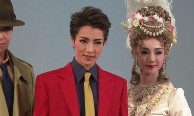 Takarazuka Revue's Lupin III Musical Steals Hearts In First Trailer