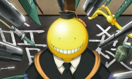 Assassination Classroom Compilation Film Heads Back To The Future In New Visual