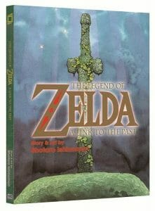 Legend of Zelda A Link To The Past Graphic Novel Cover - 20150126