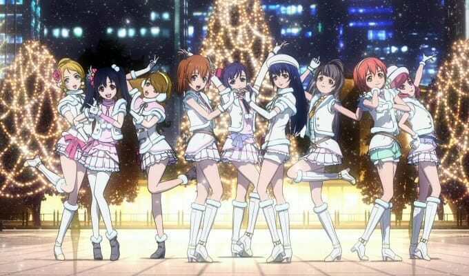 NIS America Announces Love Live! English Dub Cast