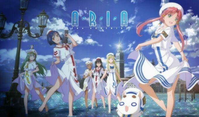 Aria The Avvenire Briefly Teased For September Screening