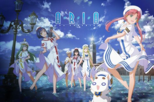 Aria the Avvenire Key Visual 001 - 20150203