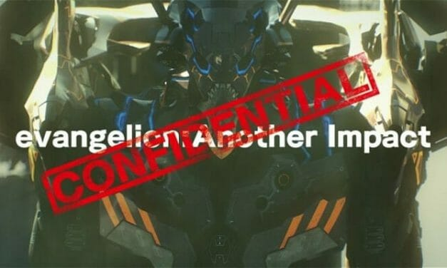 Japan Animator Expo Reveals Shinji Aramaki's evangelion:Another Impact (Confidential)