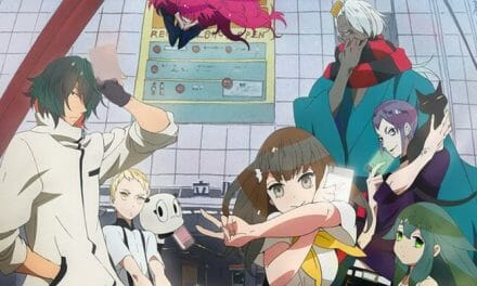 Gatchaman CROWDS Gets a UK Release Date