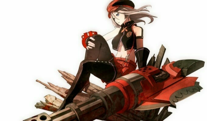 God Eater Anime Hits Japanese TV On 7/5/2015