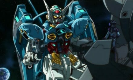 Gundam Reconguista in G I: Go! Core Fighter Movie Ges New Visual