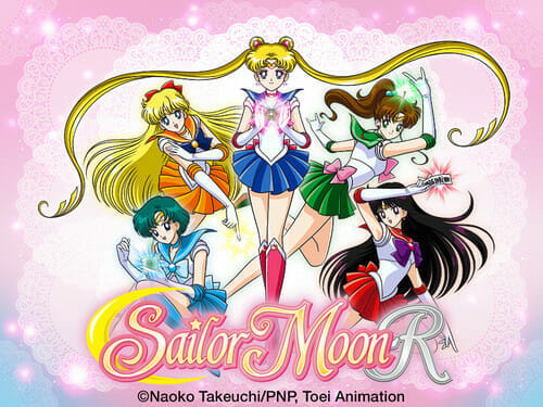 Sailor Moon R Key Art 001 - 20150214