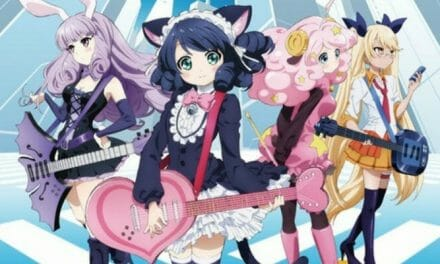 They Will Rock You! FUNimation Adds Show By Rock!!