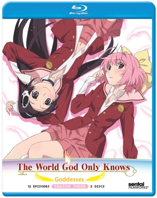 The World God Only Knows Goddesses Boxart - 20150213