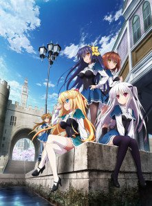 Absolute Duo Key Visual 001 - 20150313