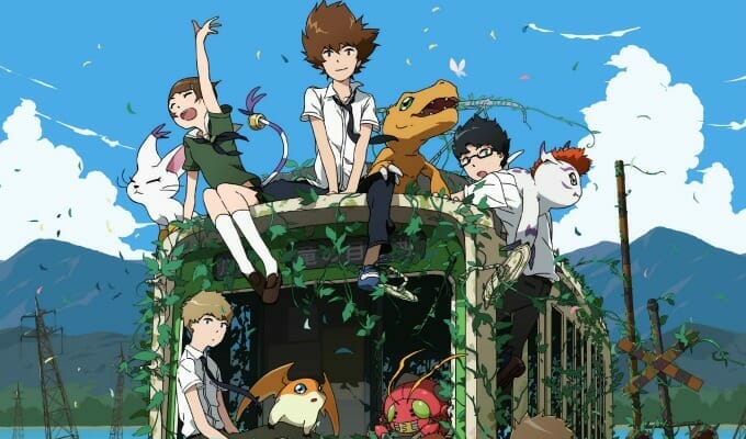 Digimon Adventure tri.: Reunion Gets US Theatrical Run