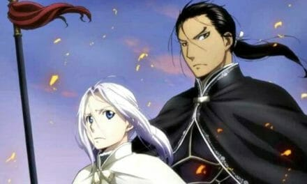 Farangis, Gieve Visuals For Heroic Legend of Arslan: Dust Storm Dance Hit The Web