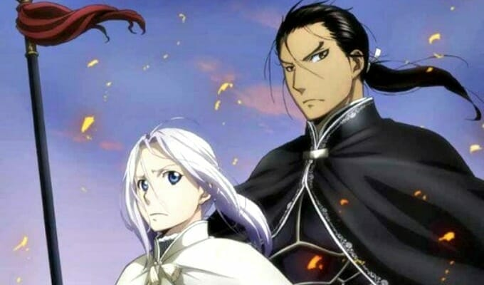 FUNimation Announces The Heroic Legend of Arslan Dub Cast