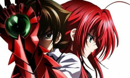 FUNimation Adds High School DxD BorN, Plans Simulcast