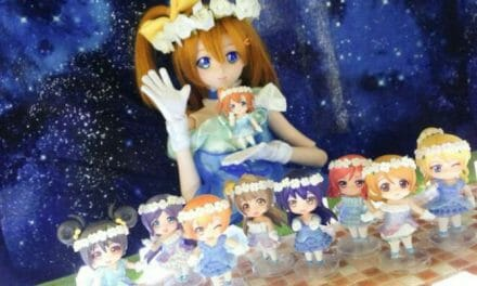 This Love Live Doll Cosplay Has A Touching Story