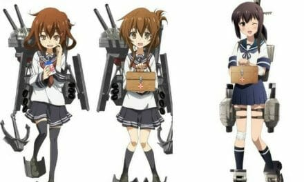 KanColle Marches On To Join Hakujuji In Latest Promotion