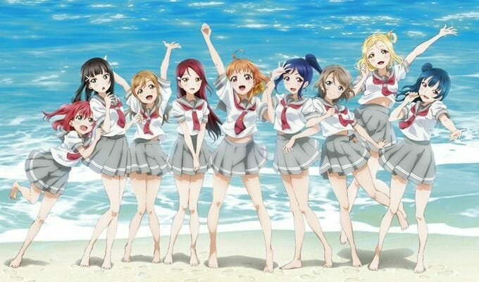 Love Live! Sunshine!! Website Streams PV For Aqours's Debut Single