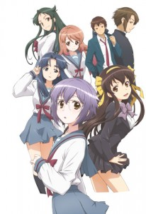 Nagato Yuki Key Visual - 20150306