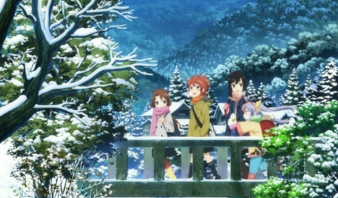 Non Non Biyori Creator Working On Anime Series