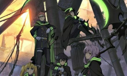 FUNimation Announces Seraph of the End Dub Cast