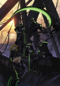 Seraph of the End Key Visual 001 - 20150324