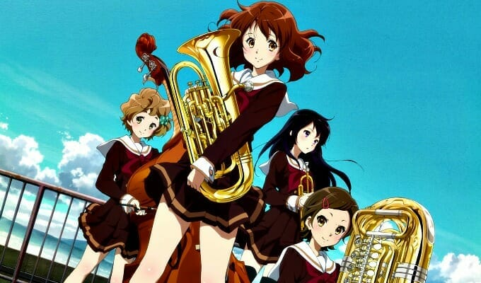 Sound! Euphonium Cast Adds 7 New Members