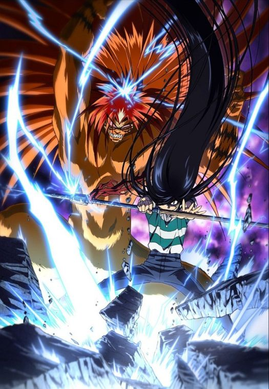 Ushio to Tora Key Visual 001 - 20150329
