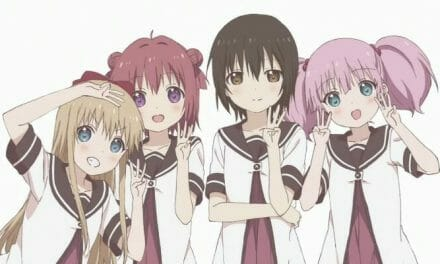 Main Cast & Crew, Key Visual Revealed For YuruYuri OVA