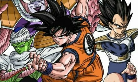 V-Jump Unveils Dragon Ball Super Manga's Goku