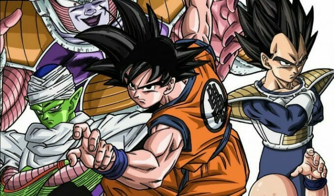 Anime Expo To Host Dragon Ball Z: Resurrection 'F' Dub Premiere