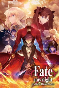 Fate Stay Night UBW Season 2 Key Visual 001 - 20150401