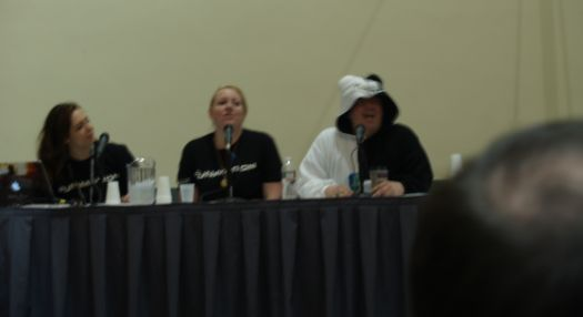 Greg Ayres In A Monokuma Suit - 20150405