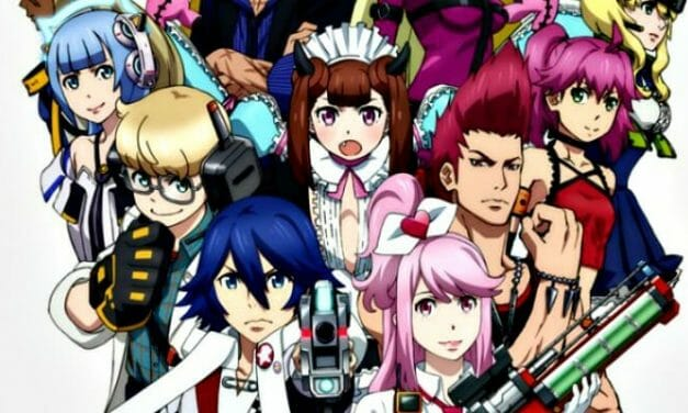 Viewster To Simulcast Gunslinger Stratos, 9 Others In Spring 2015