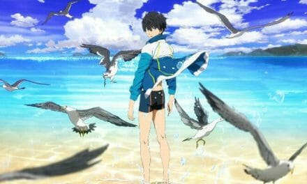 "Funimation Acquires ""Free!"" Movie Trilogy & ""High Speed! -Free Starting Days-"""