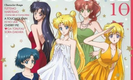 Sailor Moon Crystal Character Music Collection To Get Global iTunes Release