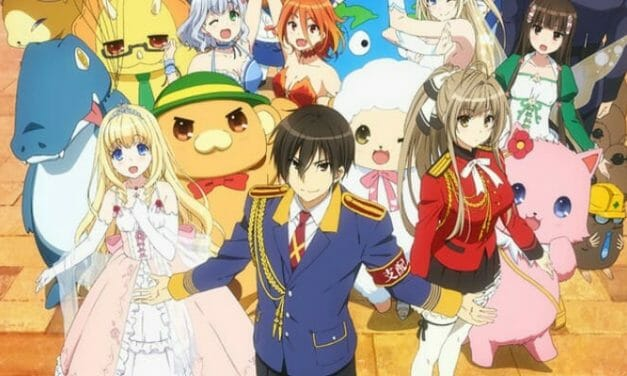 Release Teardown: Amagi Brilliant Park Limited Edition Blu-Ray Set (Sentai Filmworks)
