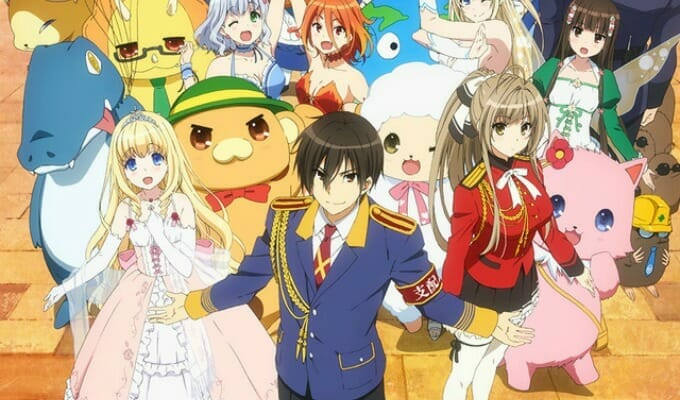 Adam Gibbs Plays Seiya Kanie In Sentai's Amagi Brilliant Park Dub