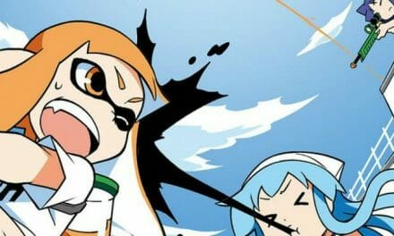 Squid Girl's Masahiro Anbe Sketches Splatoon… Again.