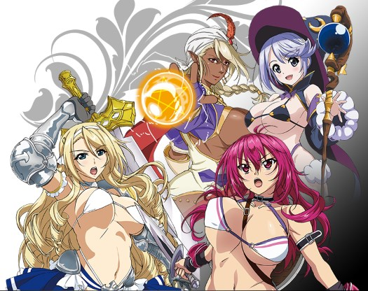 Bikini Warriors Key Visual 001 - 20150525