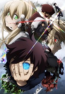 Blood Blockade Battlefront Key Visual 001 - 20150513