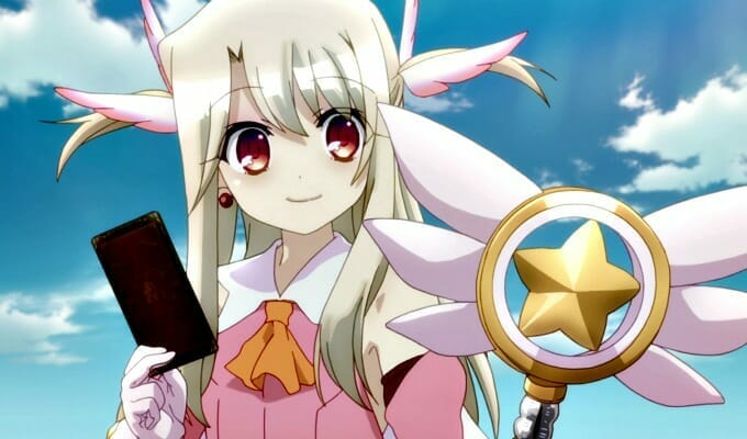 4th Fate/kaleid liner Prisma Illya Anime In The Works