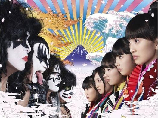 Momoiro Clover Z KISS Visual 002 - 20150518