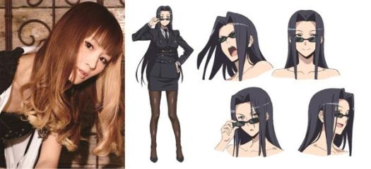 Monster Musume Character Design Sheet 007 - 20150418