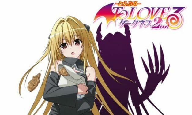To Love-Ru Darkness 2nd Gets Hour-Long Special In October
