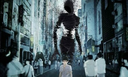 Ajin Anime Film Gets Key Visual, PV, Staff Listing