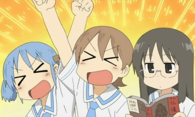 Funimation Acquires Nichijou – My Ordinary Life Anime