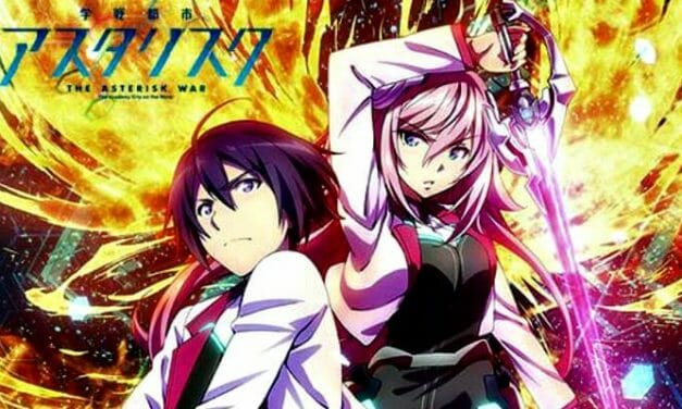 Crunchyroll To Stream The Asterisk War As An Exclusive